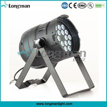 RGBW CE 18pcs 10w DMX Par Led Music Control Strobe Light