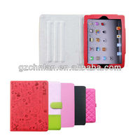 New 2014 products for ipad rotate leather case,for ipad 3 case