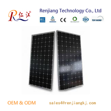 High efficiency Made of A-grade Cells PV Module 120W Mono Solar Panel