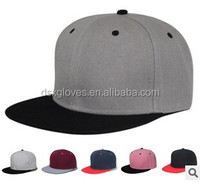 Best Flat Peak Caps Good Quality Customize Snapbacks Flat Brimmed Cap Styles Hats & Caps For Sale