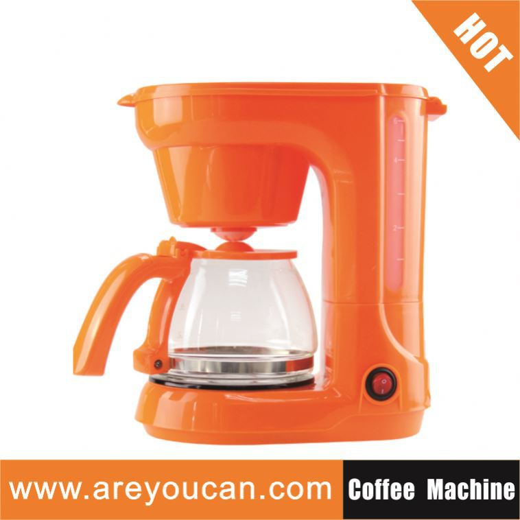 Automatic electrical drip portable espresso usb coffee maker