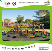 Children like A-climbing structure/TUV approved playground equipment/open air play game
