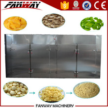 CTC-IV industrial vegetable dehydrator oven price with doble heating method gas and steam