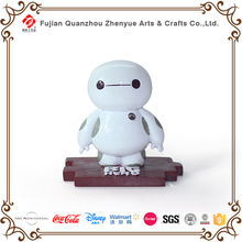 Factory Outlet Resin Warm Heart Statue High Quality Custom Made Cartoon Movie Figurine