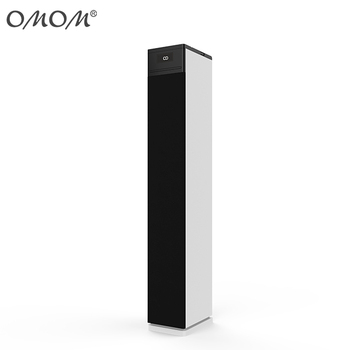 hot selling OM-6002CD BTwireless CD tower speaker with Karaoke function