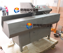 FC-42 industrial automatic beef steak cutter (SKYPE: wulihuaflower)