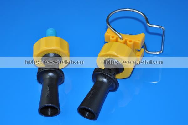 Fertilizer tank water mixing jet eductor nozzle buy