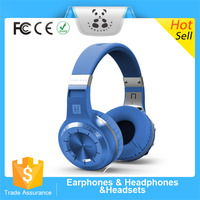 Hot sale HT Wireless Bluetooth 4.1 noise cancelling bluetooth headset models with Mic handsfree