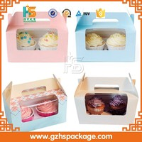 cheap custom paper Cake Box/Cupcake Box/Box for Cupcake