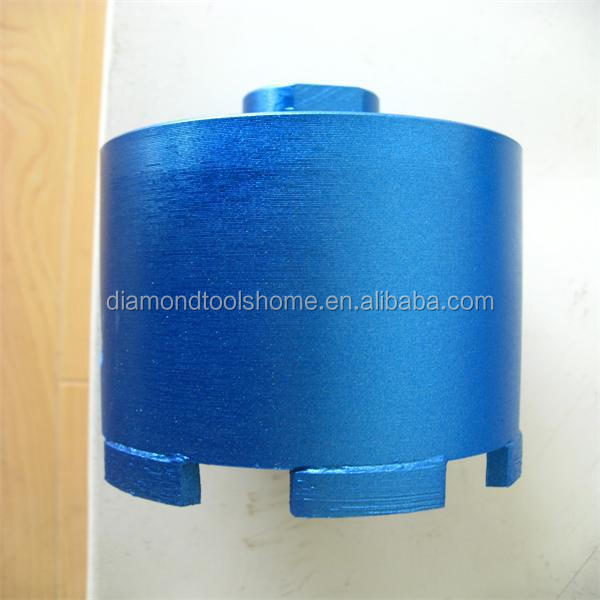 Hot selling chiina wholesale diamond core drill bits for granite marble glass