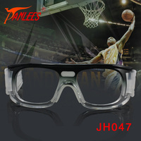 Wholesale Panlees 2016 Foldable Adult Basketball Prescription Eyewear Basketball Sport Glasses For Basketball Football