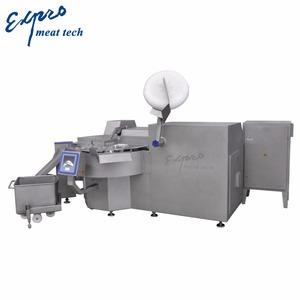 EXPRO Stainless Steel Meat Bowl Cutter Machine 200 Liter for Sausage or Dumpling Stuffings