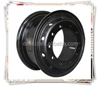 8.8-20 iinch tubeless steel wheel rim for truck and bus in all kinds of color