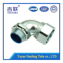 Malleable type Liquid Tight Conduit connetor for