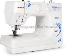 6224 multi-function household American home overlock zigzag sacks sewing machine embroidery led light with motor