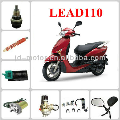 Best selling LEAD110 motorcycle parts