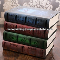 Professional Embossed cover book printing within economical budget