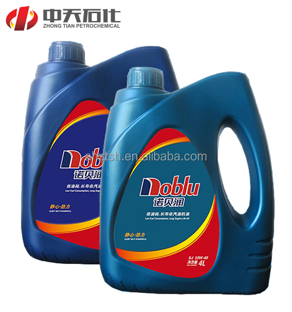 Best performance engine motor oil 10W40,15W40, 20W50 for car lubrication