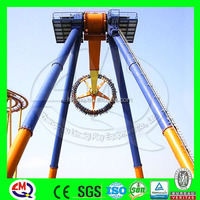 hot theme park game big pendulum swing ride for sale