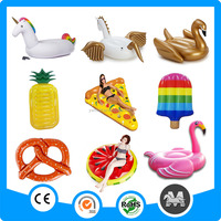 Wholesale inflatable swan custom pool float swan inflatable float toy