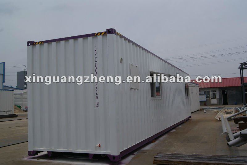 Prefabbricati 40 piedi vivono container casa case - Casa container italia ...