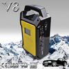 rv/suv/limousine 24v/12v diesel gasoline power bank voltage powerful mini auto jump starter lipo car battery