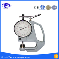 plastic film thickness tester