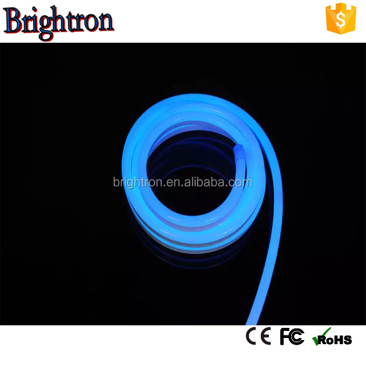 Factory direct <strong>price</strong> 220V PVC 3w 5w 7w Led neon flex rope for transport