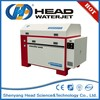 water cutting machine price 420Mpa waterjet machine pump