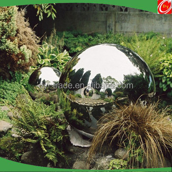 Galvanized Hollow Mirror Polished Stainless Steel Ball