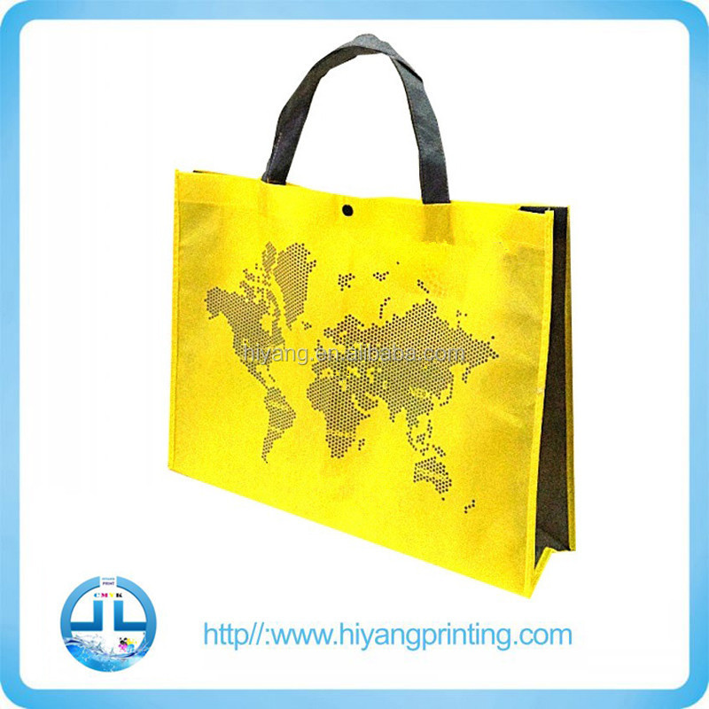 Hottest OEM servicereusable laminated PP eco-friendly non woven bags/Green Recyclable PP colorful Laminated Non Woven bags