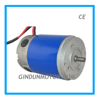 DC VIBRATOR MOTOR FOR ELECTRIC VEHICLE ZY11520