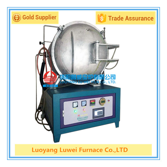 EXW price china supplier 1700 degree electric vacuum bright annealing furnace