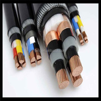 copper conductor xlpe insulated 8.7/15 kv 150mm power cable