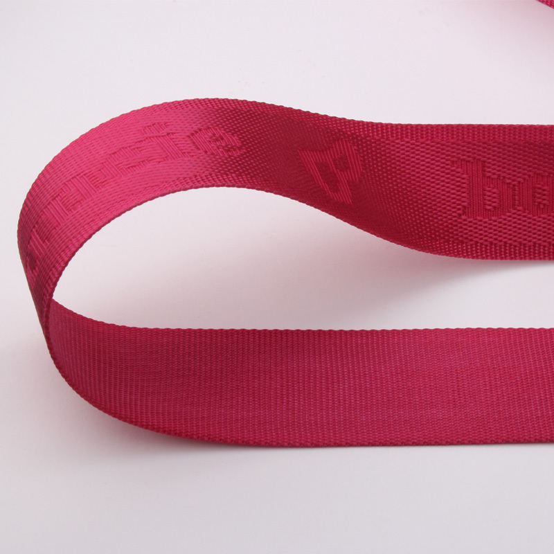 High quality webbing woven binding nylon tape for bag