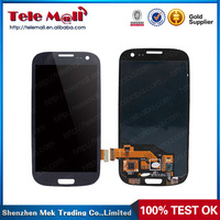 100% original lcd for samsung galaxy S iii S3 lcd touch screen digitizer assembly replacement See larger image 100% original lc