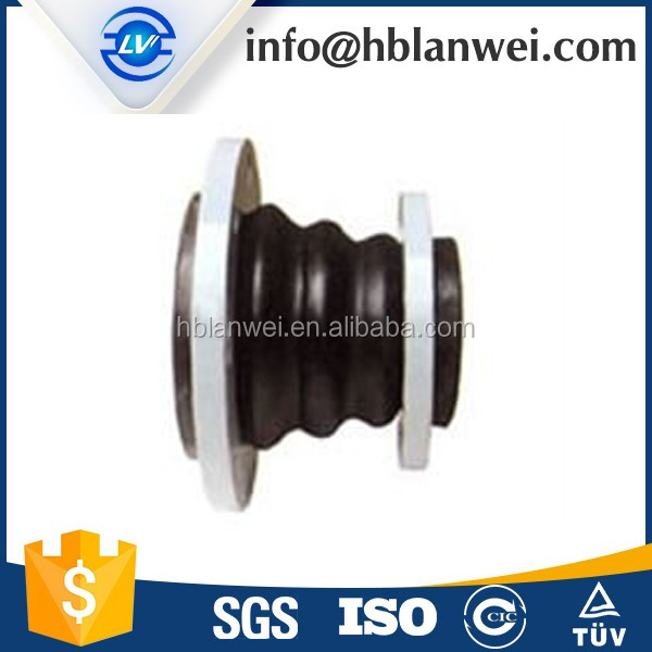 High Pressure NBR Reduced rubber expansion joint