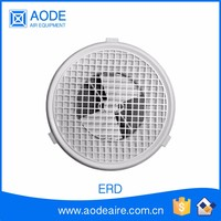 Plastic ABS exhaust ceiling air diffuser for HVAC supply system, ERD eggcrate core return air conditioner round diffuser