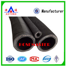 2017 new design low price best quality high pressure brand names oil resistant rubber hose SAE R1 R2 AT
