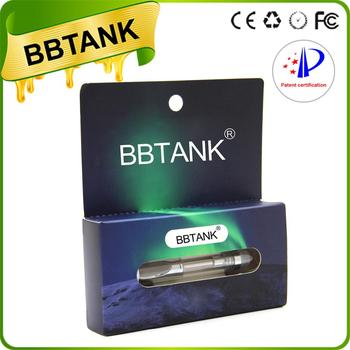 Vaporizer E Cigarette Thick Oil Catridge Bbtank Cartridgecustomizing atomizer package