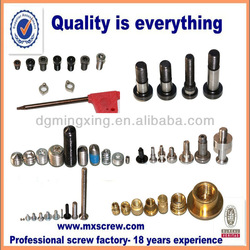 Hot sale stainless steel ball point set screw/ball plunger/spring plunger with long-term service