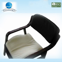 EXTRA THICK Memory Foam Dual Layer Seat Cushion Pad for Office, Home Sitting & Driving Comfort