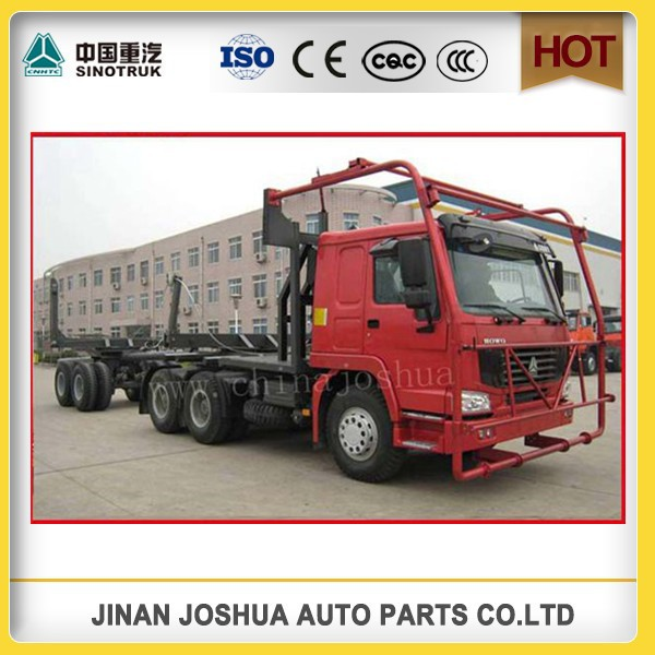 HOT SALES!!! CHINA TRUCK OF sinotruk howo timber transporting truck