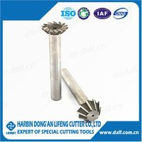 Special high quality angle milling tools milling cutter