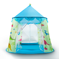 Toddler Kids Children Play Pop Up Tent Tribe Design Foldable Tents