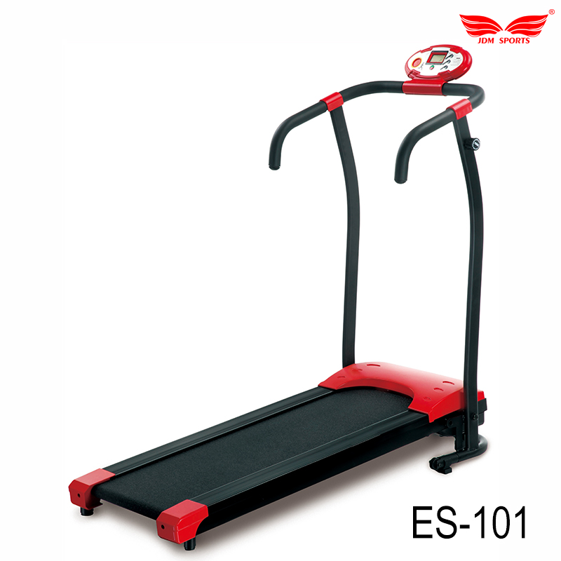 Hot sell LCD display motorized commercial treadmill