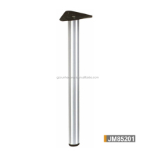 Classical office furniture executive desk stainless steel table leg