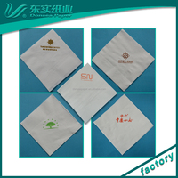 personalized Design Paper Napkins For Kids
