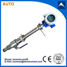 Insertion Type Electromagnetic Flowmeter Used In Petroleum Made In China