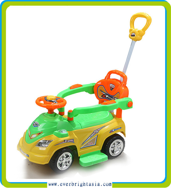 Newest Model Kids Tolo Car. Children Twister.Swing Car.With Music.Light.With Guard Bar.With Push Bar